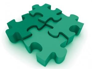 green-pieces
